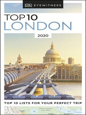 cover image of DK Eyewitness Top 10 London
