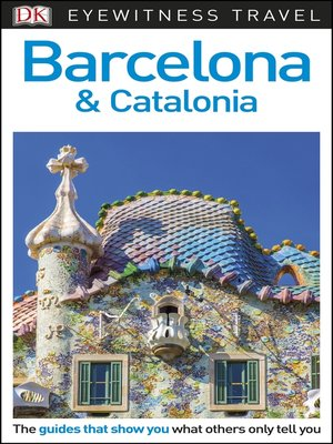 cover image of DK Eyewitness Travel Guide Barcelona and Catalonia