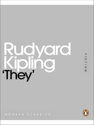 cover image of 'They'