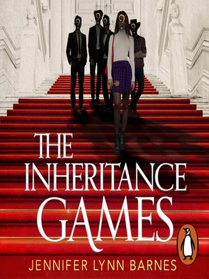 cover image of The Inheritance Games