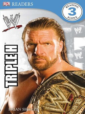 cover image of WWE Triple H