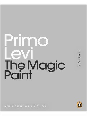 cover image of The Magic Paint