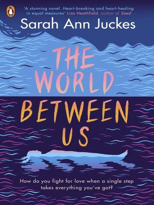 cover image of The World Between Us