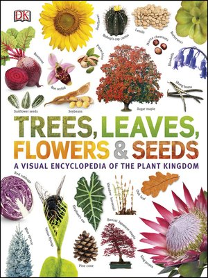 cover image of Trees, Leaves, Flowers & Seeds
