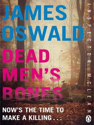 cover image of Dead Men's Bones