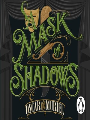cover image of A Mask of Shadows