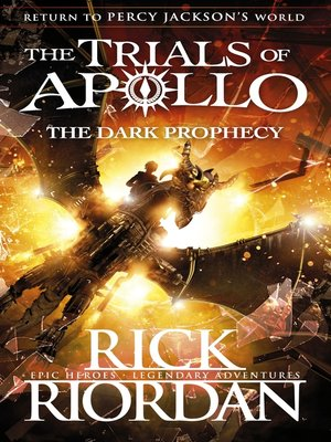 cover image of The Dark Prophecy