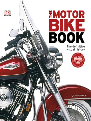 cover image of The Motorbike Book