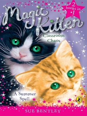 cover image of Magic Kitten Duos