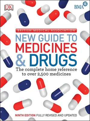 cover image of BMA New Guide to Medicine & Drugs