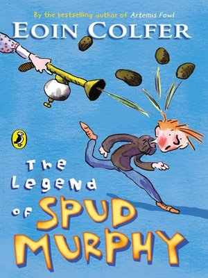 cover image of The Legend of Spud Murphy