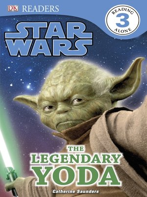 cover image of Star Wars: The Legendary Yoda