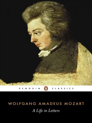 cover image of Mozart:  a Life in Letters