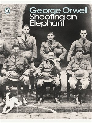 cover image of Shooting an Elephant