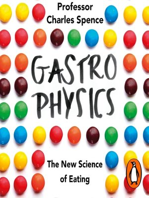 cover image of Gastrophysics