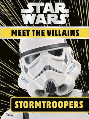 cover image of Star Wars Meet the Villains Stormtroopers