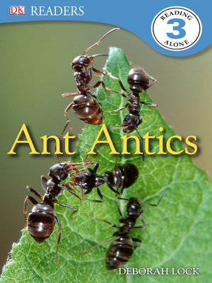cover image of Ant Antics