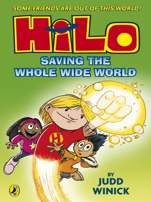cover image of Saving the Whole Wide World