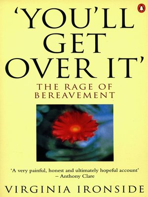 cover image of 'You'll Get Over It'