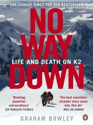 cover image of No Way Down