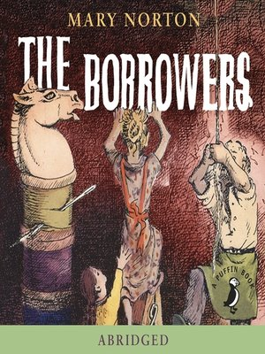 cover image of The Borrowers
