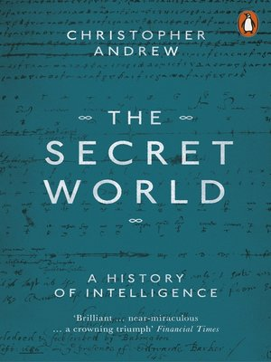 cover image of The Secret World