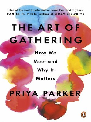 cover image of The Art of Gathering