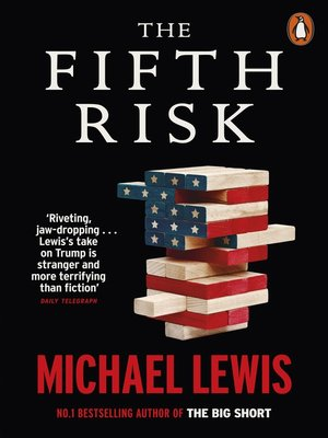 cover image of The Fifth Risk