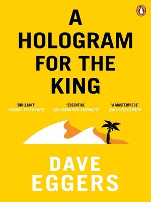 cover image of A Hologram for the King