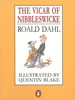 cover image of The Vicar of Nibbleswicke