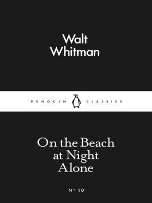 cover image of On the Beach at Night Alone