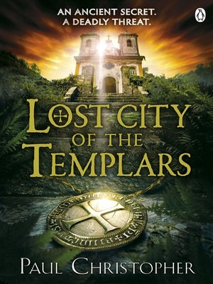 cover image of Lost City of the Templars
