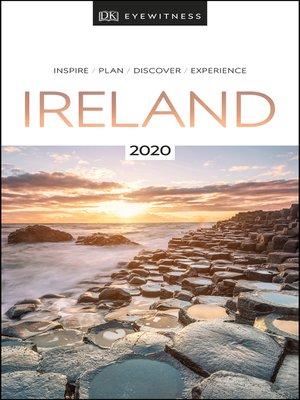 cover image of DK Eyewitness Ireland