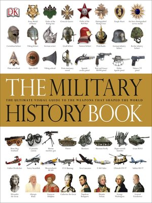 cover image of The Military History Book