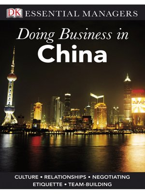 cover image of Doing Business in China