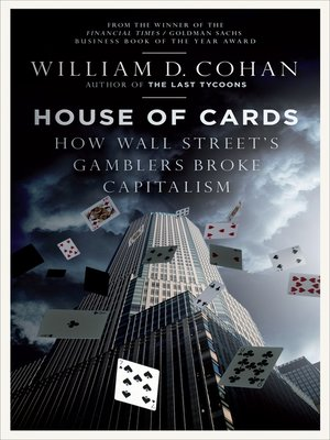cover image of House of Cards