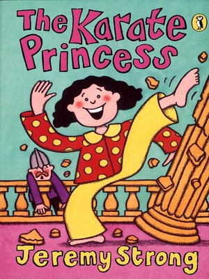 cover image of The Karate Princess