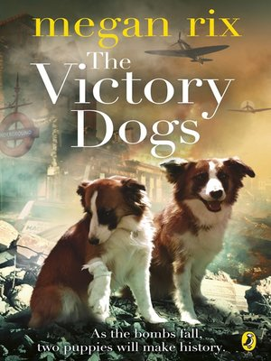cover image of The Victory Dogs
