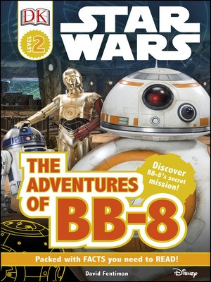 cover image of Star Wars the Adventures of BB-8