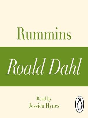 cover image of Rummins (A Roald Dahl Short Story)