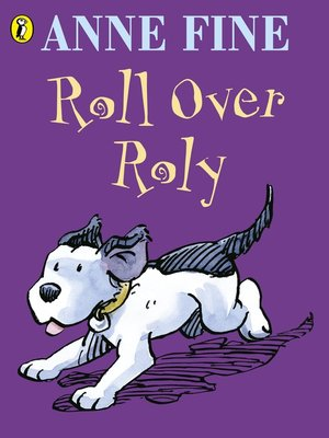 cover image of Roll Over Roly