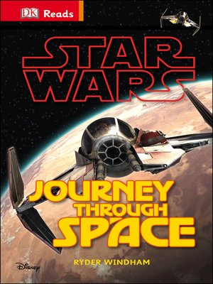 cover image of Star Wars Journey Through Space