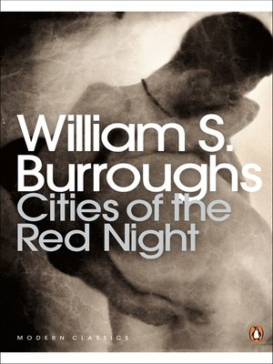cover image of Cities of the Red Night