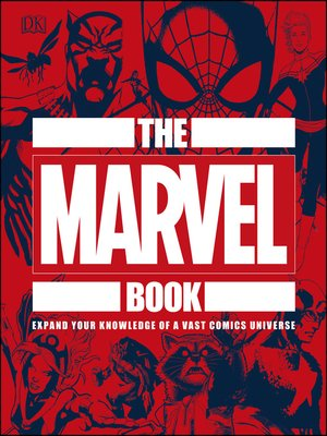 cover image of The Marvel Book