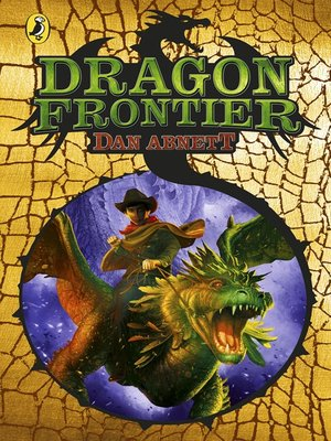 cover image of Dragon Frontier
