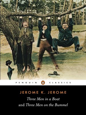 cover image of Three Men in a Boat and Three Men on the Bummel