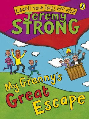 cover image of My Granny's Great Escape