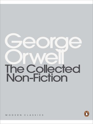 cover image of The Collected Non-Fiction