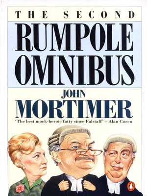 cover image of The Second Rumpole Omnibus