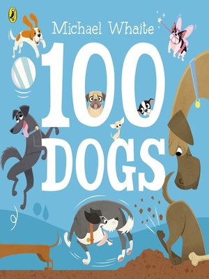 cover image of 100 Dogs